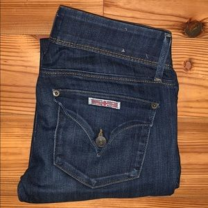 Women's Hudson Collin Flap Skinny Jean, 25x31 *EUC